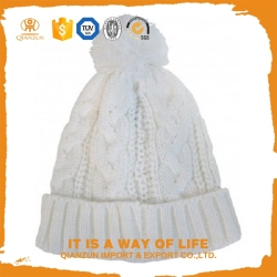 Stylish custom beanie hat china manufacture