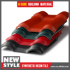 polyurethane sandwich roof panel / 2.5mm thickness upvc roof tile / outdoor gazebo plastic roll roof