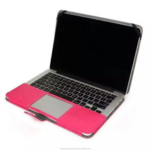 11.6 inch tablet pc leather keyboard case for macbook air