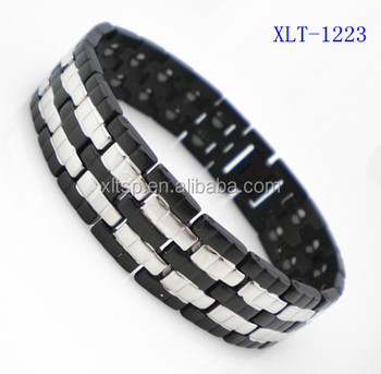 4 in 1 bio magnetic titanium germanium bracelet fast delivery