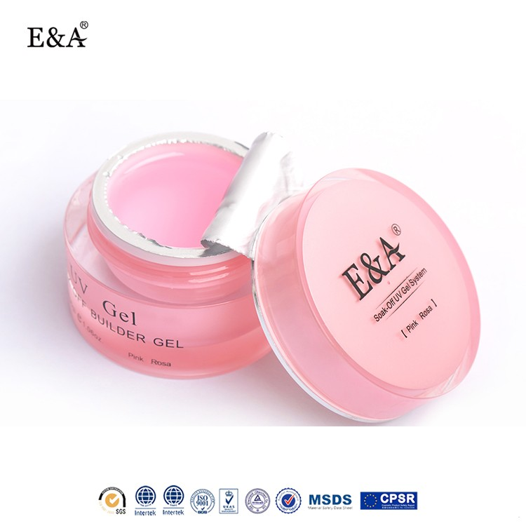 EA fengshangmei nail clear uv builder gel 30g three colors uv builder gel