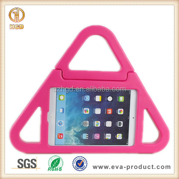Best Selling Children Friendly Simple Case for iPad Mini 3 With Handle