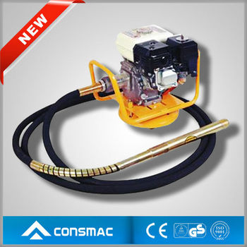 Dynapac type mini hand held portable robin honda diesel electric motor gasoline engine concrete vibrator