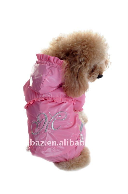 Cute Doggie Raincoat
