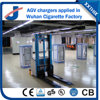 with full services strong stability and anti-interference power supply equipment 48V Electric Forklift Batteries charger