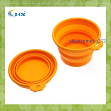 Eco-friendly Cheap hot selling microwave safe silicone bowls for dog