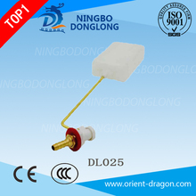 DL good quality small water tank 1/4 inch mini float ball valve