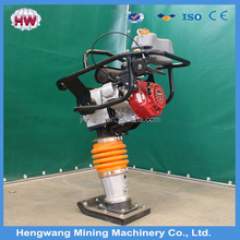 Gasoline Tamping Rammer with Honda Engine/Robin Engine/Lifan Engine