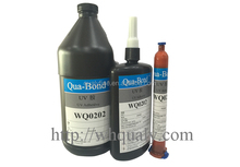 Glass and Metal adhesive UV adhesive UV glue Light cured WQ1030
