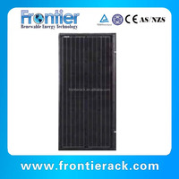 Home and commercial environmental protection solar power tiles 150W