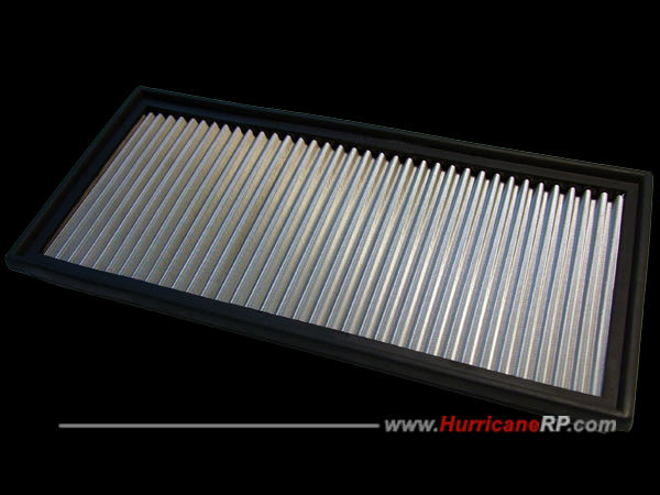 Hurricane Stainless Steel Air Filter for the A4 S4 RS4 and Seat Exeo