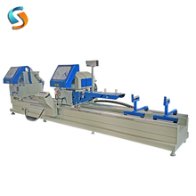 Factory direct Aluminum door making aac block cutting saw machine