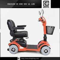 three wheeled vespa BRI-S08 performance of electric cars