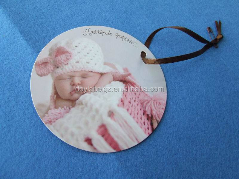 baby garment printed paper care labels