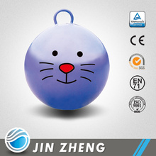 China 2014 Newest Rubber Jumping Ball gym ball hopper ball