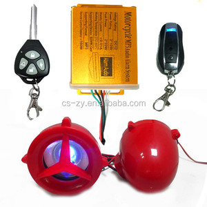 Waterproof FM Radio Digital MP3 Player For Motorcycle