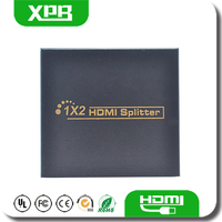 2015 High Speed 1080P HDMI Splitter For Two TVS