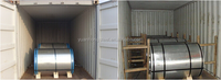 Zinc Coated Steel Sheets,Ral 9006/9007/7001 Color Coated Steel Coil