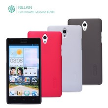 Nillkin Frosted Shield Matte Plastic Hard Phone Case For Huawei Ascend G700