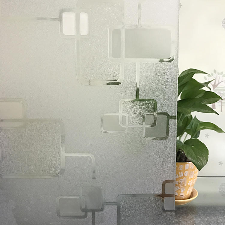 PVC Supplier and Manufacturer Window Film Frosted Decoration Film