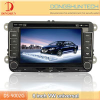 7 inch HD touch screen VW Golf 6 car DVD GPS with bluetooth,IPOD,digital TV available