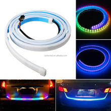 Flexible Car Tail LED Strip Light LED Light Bar Backup Reverse Brake Tail Turn Signal Light for Truck Cars