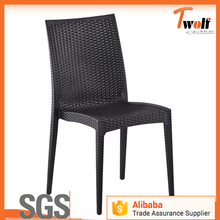 Garden Rattan Chair Weave Plastic Materials for Weaving Outdoor Chairs T904