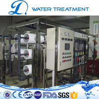Long Time Service Seawater Ro Plant