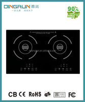 3500W Double burner induction cooker/induction stove (DR-SL02) CB CE