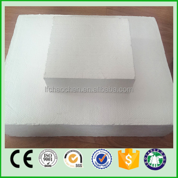 fireproof calcium silicate board, 50mm thick roof insulation