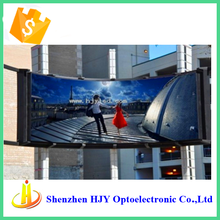 high quality P6 outdoor large led 7 segment display