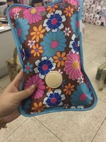 Cixi electric hot water bag/hot water bottle/hand warmer bag