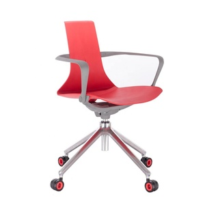 New design QF series hot-selling adjustable PP&nylon office chair& bar stool