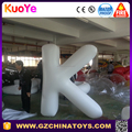 inflatable helium balloon K letter