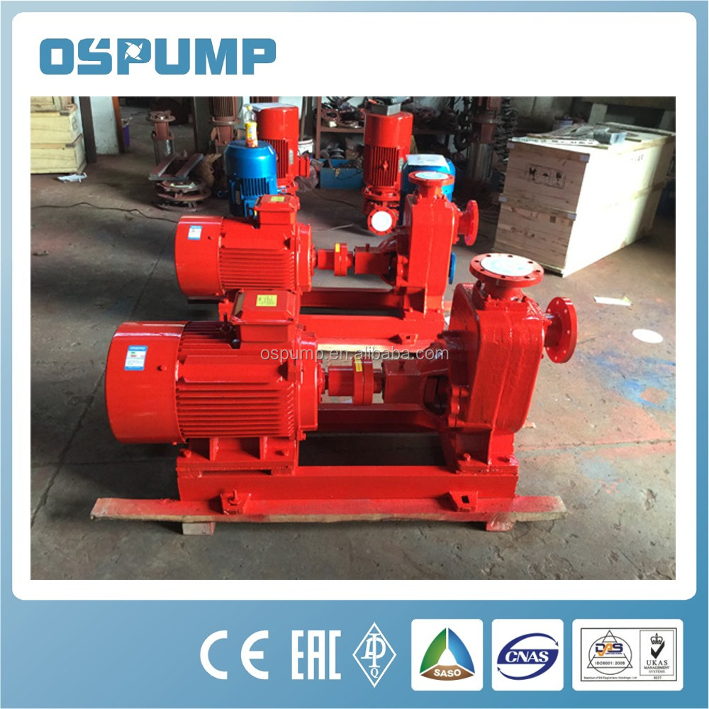 Fire fighting system electric motor pump,fire pumping station High quality diesel units