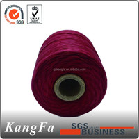 100% spun 150D/3 polyester sewing thread bag closing