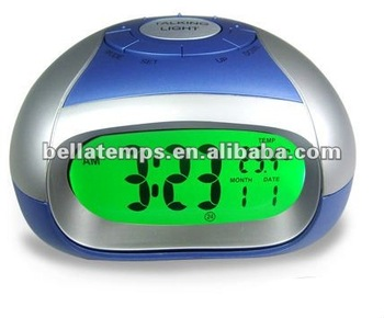 Digital talking clock