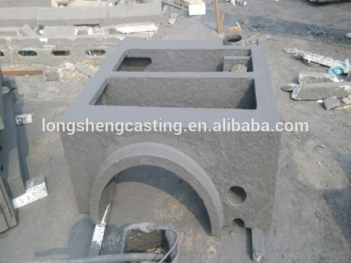 Pump parts Casting Pump Body forged resin sand castings,iron cast OEM manufacturer
