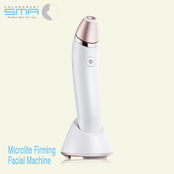 Video of Face Lifting Surgery Beauty Care Ion Massaging Applicator