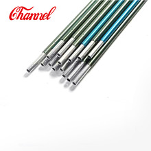22mm aluminum tent pole telescoping tarp poles