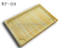 disposable plastic sushi tray for Asia food supply WP-09