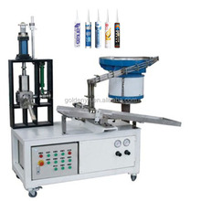 Semi-Automatic Cartridge Filling Machine for silicone sealant