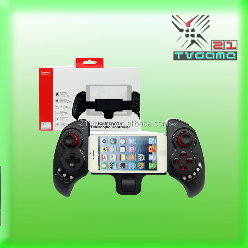 iPega PG-9023 Wireless Bluetooth Telescopic Controller Gamepad Joystick for Android mobile phone and ios iphone and Tablet pc