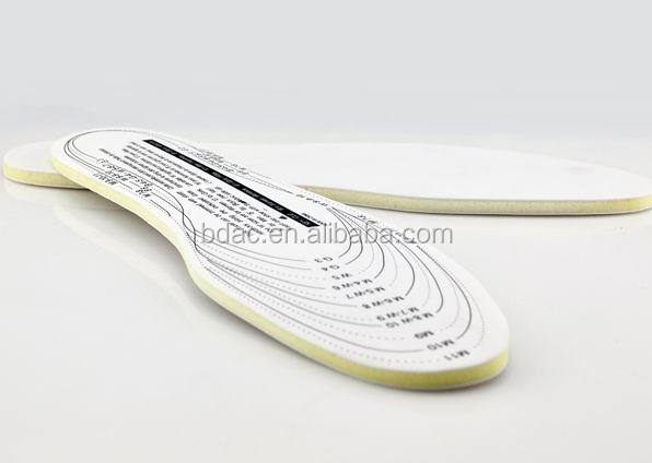 soft foam insole breathable comfortable insoles memory
