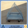 Light Duty Removable Welded Mesh Pallet Cage