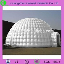 High quality outdoor inflatable bubble tent inflatable igloo for sale