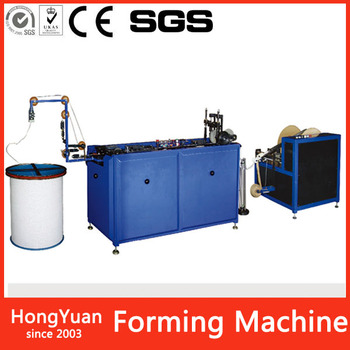 LOOKING High Quality Office Stationery double loop wire forming machine