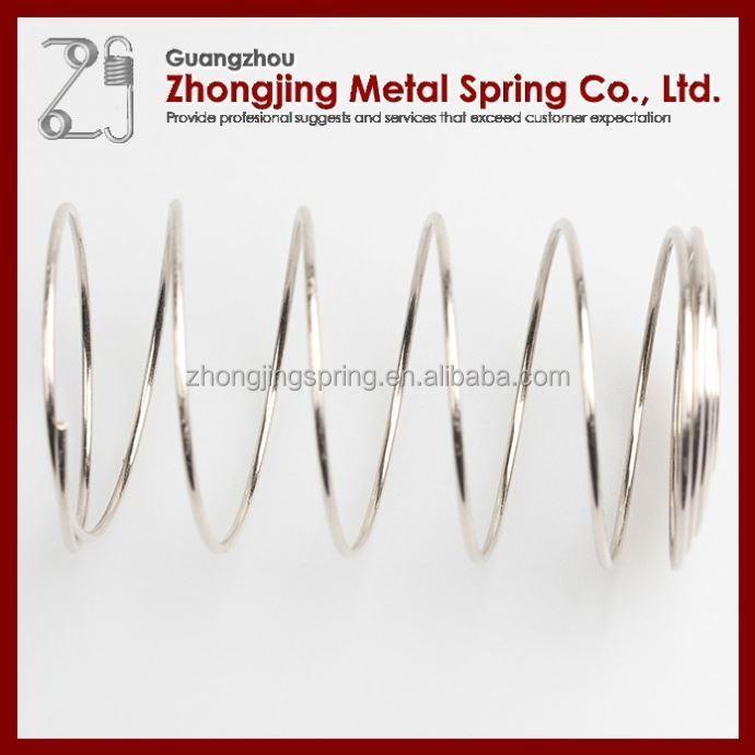 Conical Compression Spring Coil Heavy Duty Compression Springs Industrial Compression