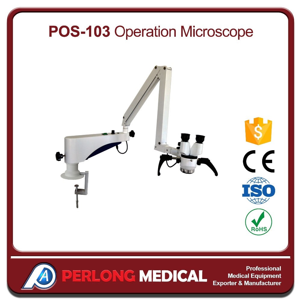 POS-103 Price of Wall mounted Operation Microscope