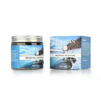 Bestseller 2018 private label high quality dead sea mineral mask